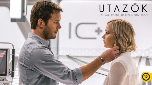 Jennifer Lawrence Chris Pratt társaságában