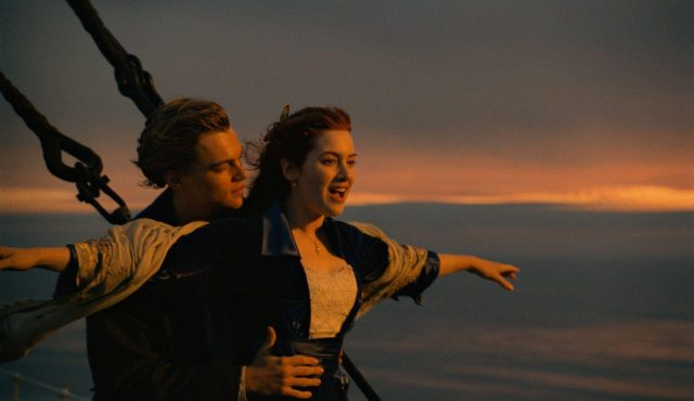 Titanic filmjelenet