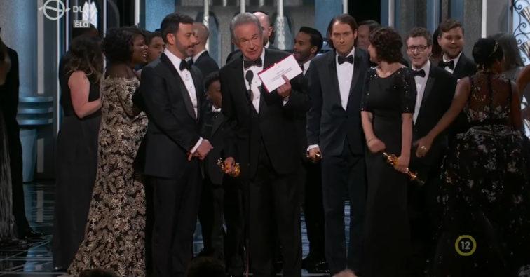 Oscar bakik: téves bejelentés történt az Oscar-gálán