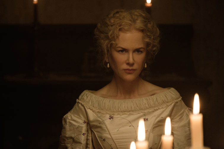 Nicole Kidmant legközelebb a Csábítás című filmben láthatjuk
