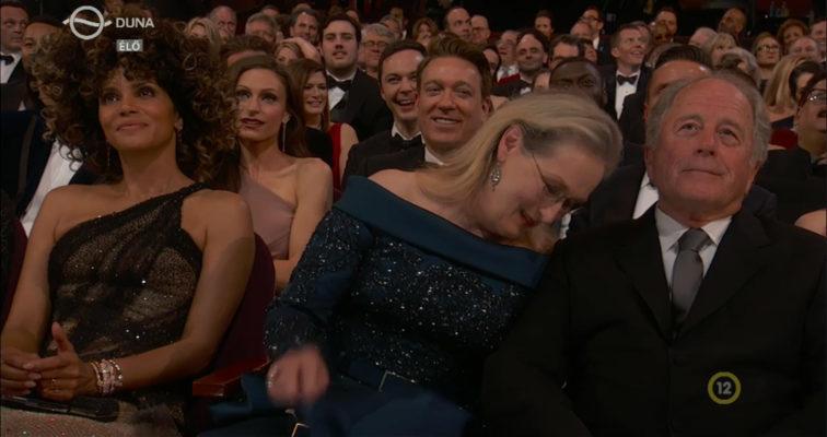 Meryl Streep, Oscar-gála