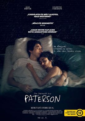 Paterson, poszter