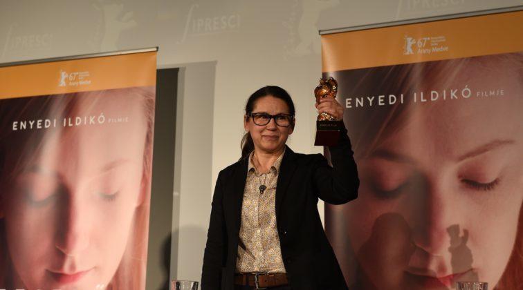 Enyedi Ildiko rendező, Testről és lélekről