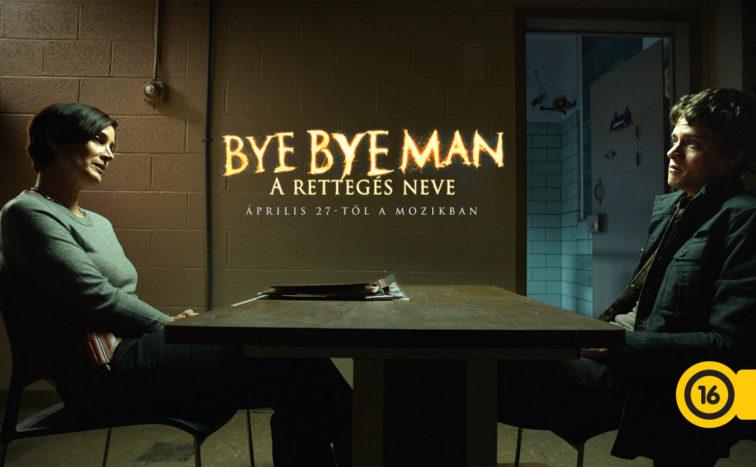 Bye Bye Man – Sikoly a mátrixban – feliratos filmrészlet