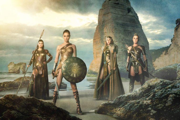 Chris Pine, aki Steve Trevort alakítja a Wonder Woman-ben