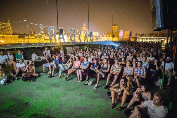 Megkezdődött a Budapest Rooftop Cinema nyári szezonja