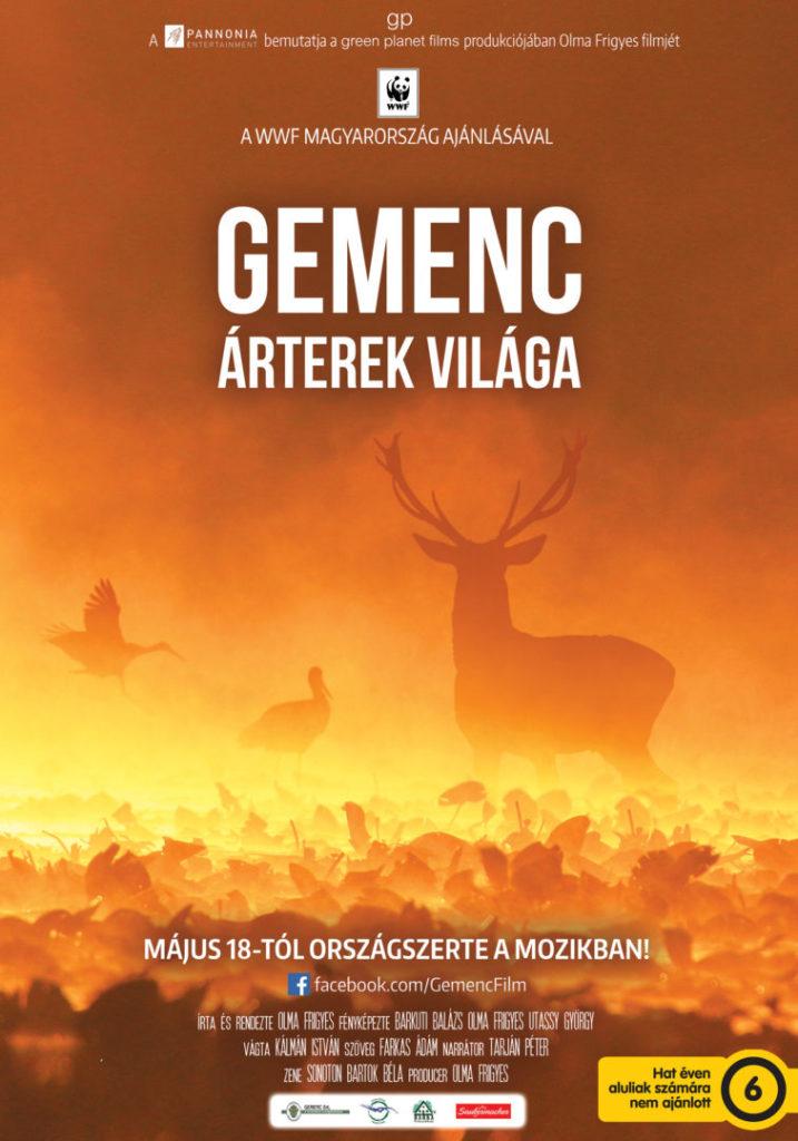 Gemenc – Árterek világa