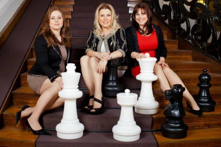 A Polgár lányok
