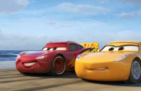 Verdák 3 (Cars 3)