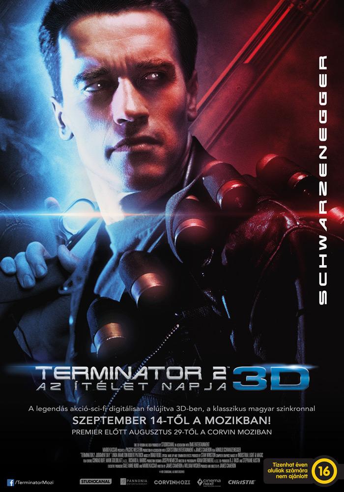 Terminátor 2 – Az ítélet napja 3D
