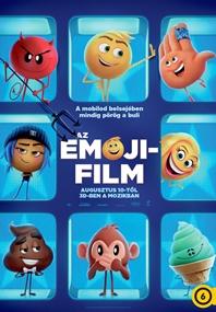 Az Emoji film, poszter