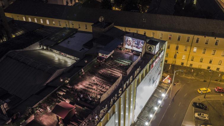 Budapest Rooftop Cinema