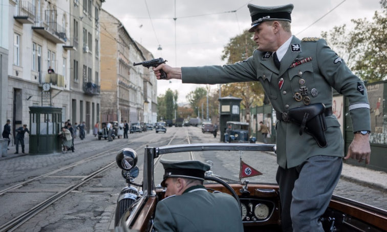 HHhH – Himmler agyát Heydrichnek hívják (The Man with the Iron Heart) 2017