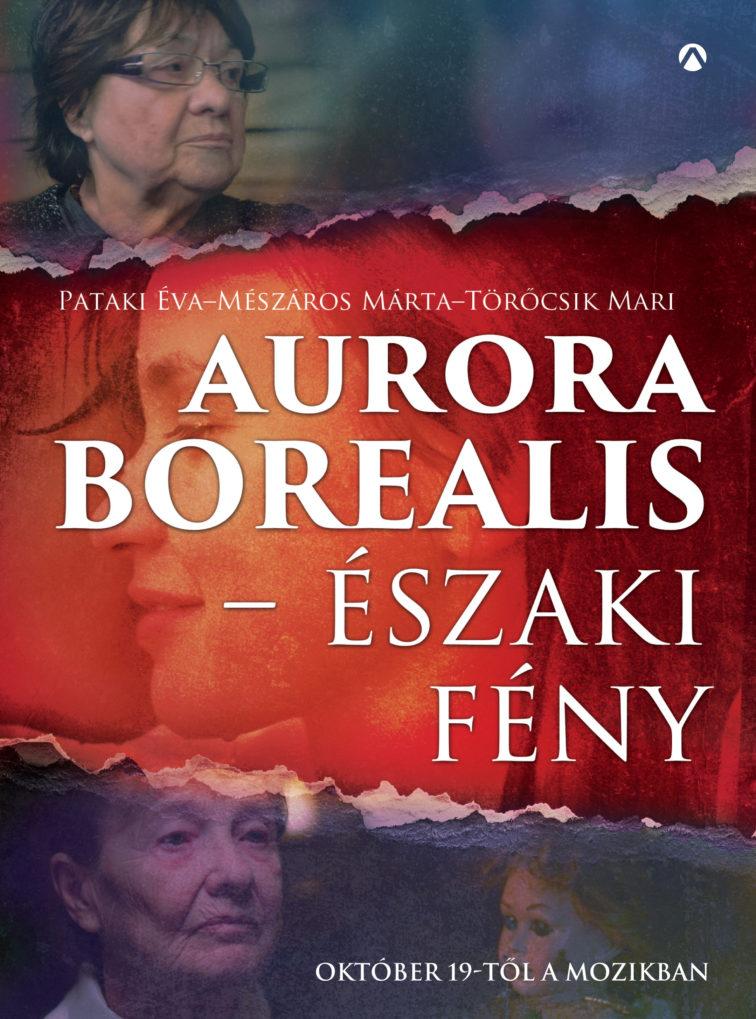 Megjelent Pataki Éva – Mászáros Márta – Törőcsik Mari Aurora Borealis – Északi fény beszélgetőkönyve