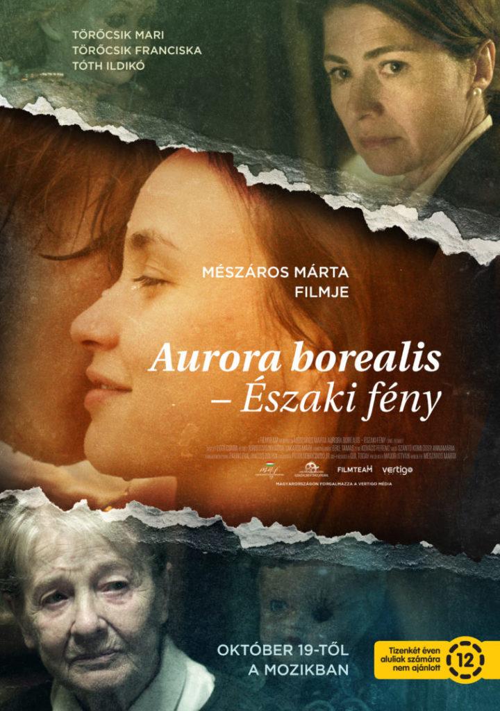 Elkészült az Aurora Borealis – Északi fény plakátja
