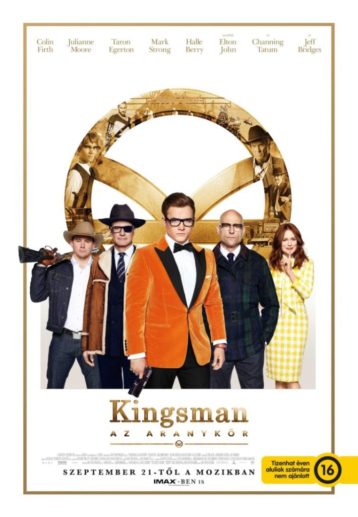 Kingsman: Az aranykör (Kingsman: The Golden Circle) 2017