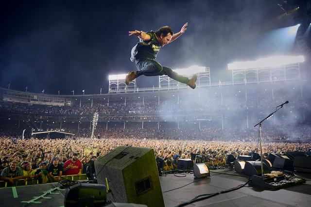 Pearl Jam Let's Play Two című zenés dokumentumfilm exkluzív vetítés