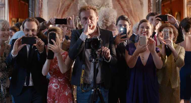 Eszeveszett esküvő (Le sens de la fête) 2017