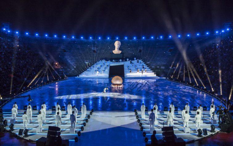 Intimissimi on Ice Andrea Bocellivel - A szépség legendája