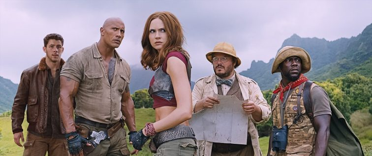 Jumanji – Vár a dzsungel (Jumanji: Welcome to the Jungle) 2017