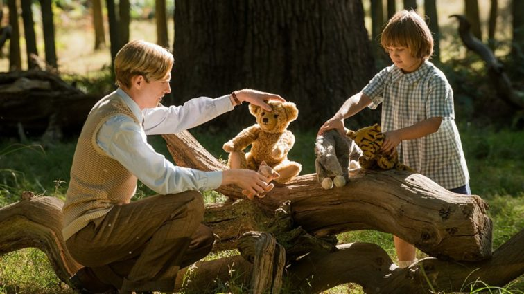 Viszlát, Christopher Robin (Goodbye Christopher Robin) 2017