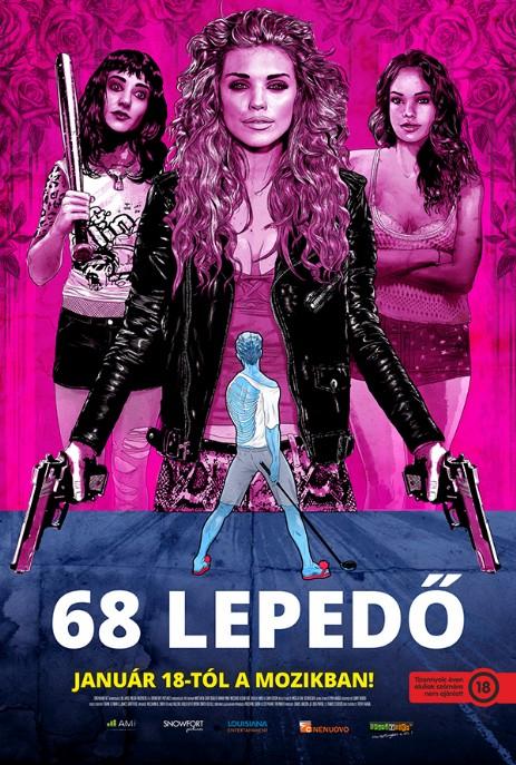 68 lepedő, poszter