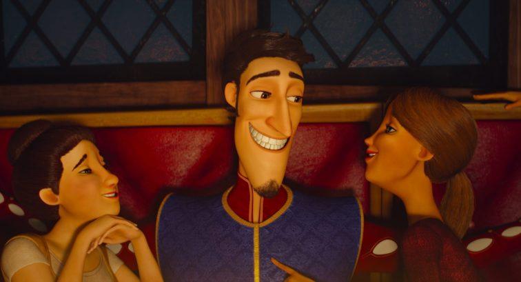 Bűbáj herceg és a nagy varázslat (Charming)