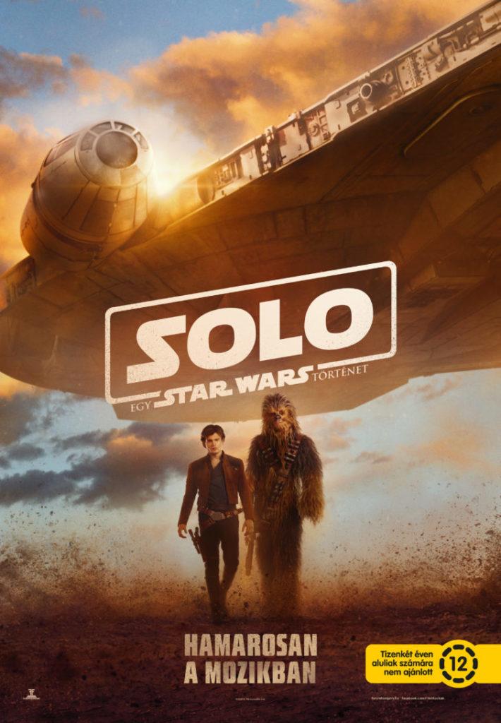Solo: Egy Star Wars-történet (Solo: A Star Wars Story) 2018