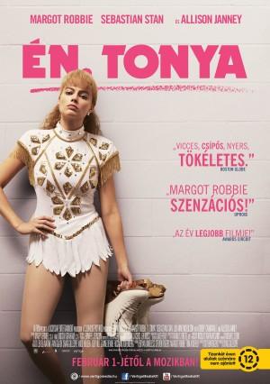 Én, Tonya (2017) poszter