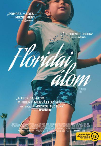 Floridai álom film poszter