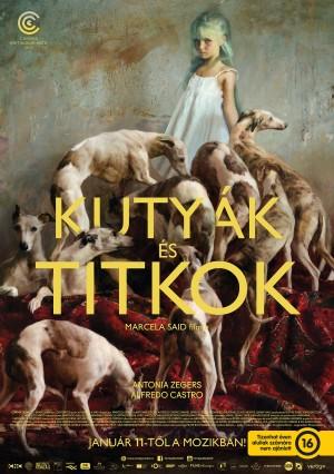 Kutyák és titkok film poszter