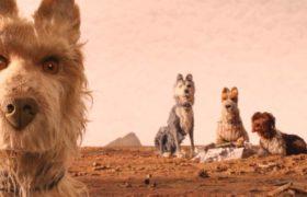 Kutyák szigete: jelenetfotó