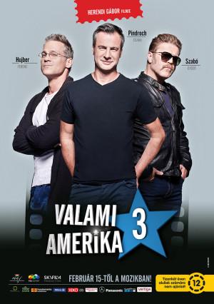 Valami Amerika 3, film poszter