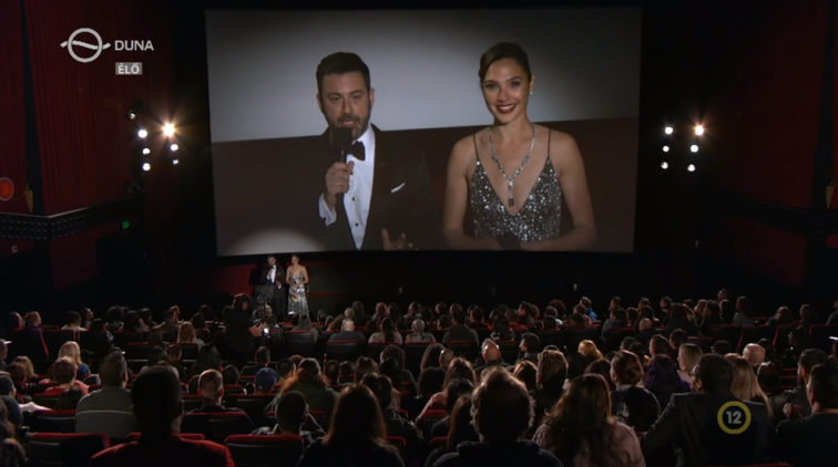 A 90. Oscar-gála meglepetése mozinézőknek