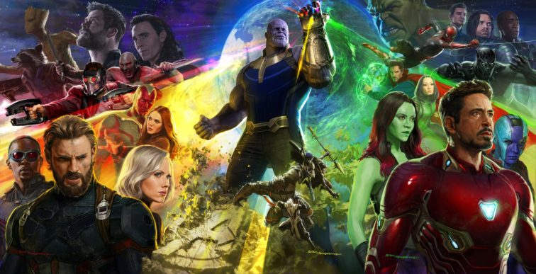 Bosszúállók: Végtelen háború (Avengers: Infinity War) 2018