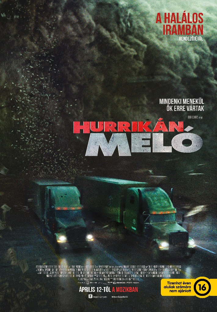 Hurrikán meló (The Hurricane Heist) 2018