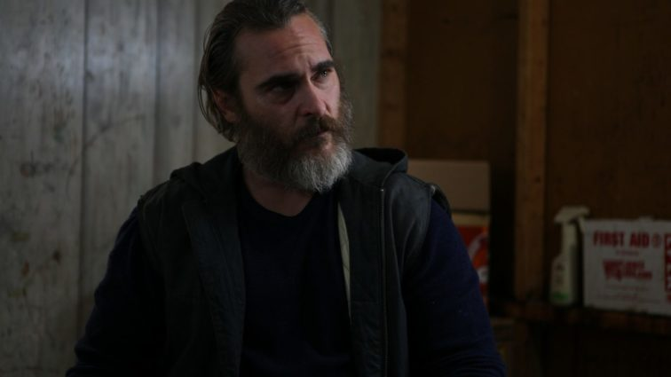 Sosem voltál itt (You Were Never Really Here) 2017