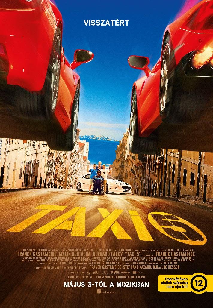 Taxi 5 (Taxi 5) 2018