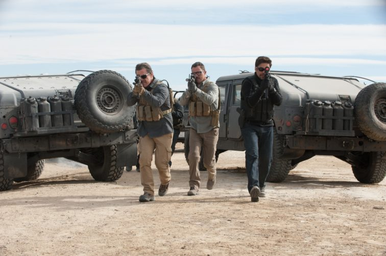 Sicario 2. – A zsoldos (Sicario: Day of the Soldado) 2018