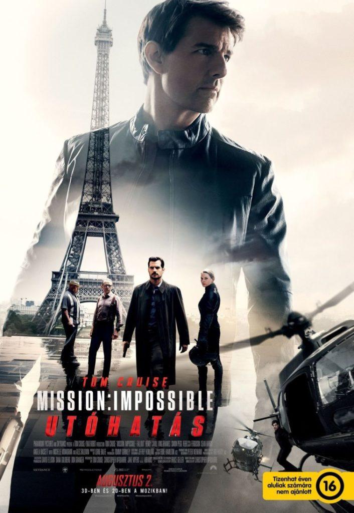 Mission: Impossible – Utóhatás (Mission: Impossible – Fallout) 2018