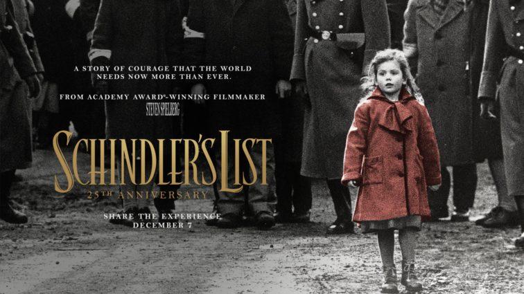 Schindler listája – új ELŐZETES, decemberben a mozikban!