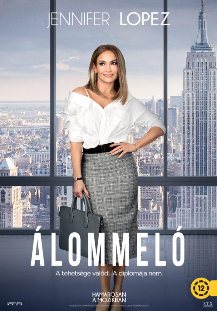 Álommeló (Second Act) 2018