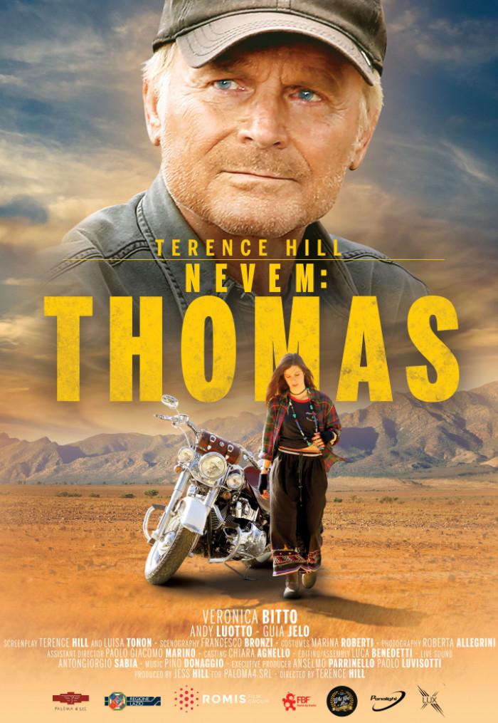 A nevem: Thomas (My Name Is Thomas / Il mio nome é Thomas) 2018