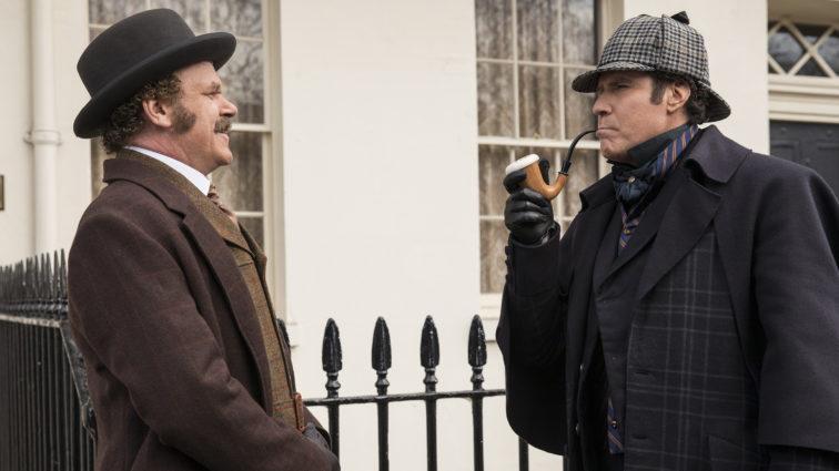 Holmes és Watson (Holmes and Watson) 2018