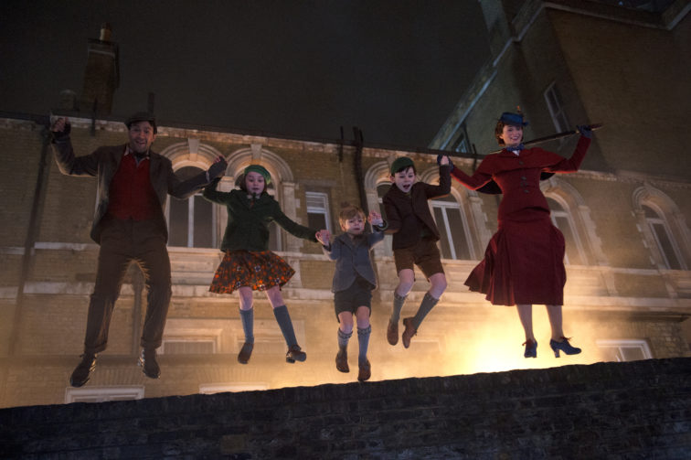 Mary Poppins visszatér (Mary Poppins Returns) 2018