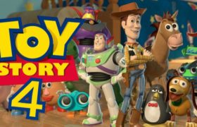 Toy Story 4.