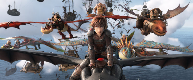 Így neveld a sárkányodat 3. (How to Train Your Dragon: The Hidden World) 2019