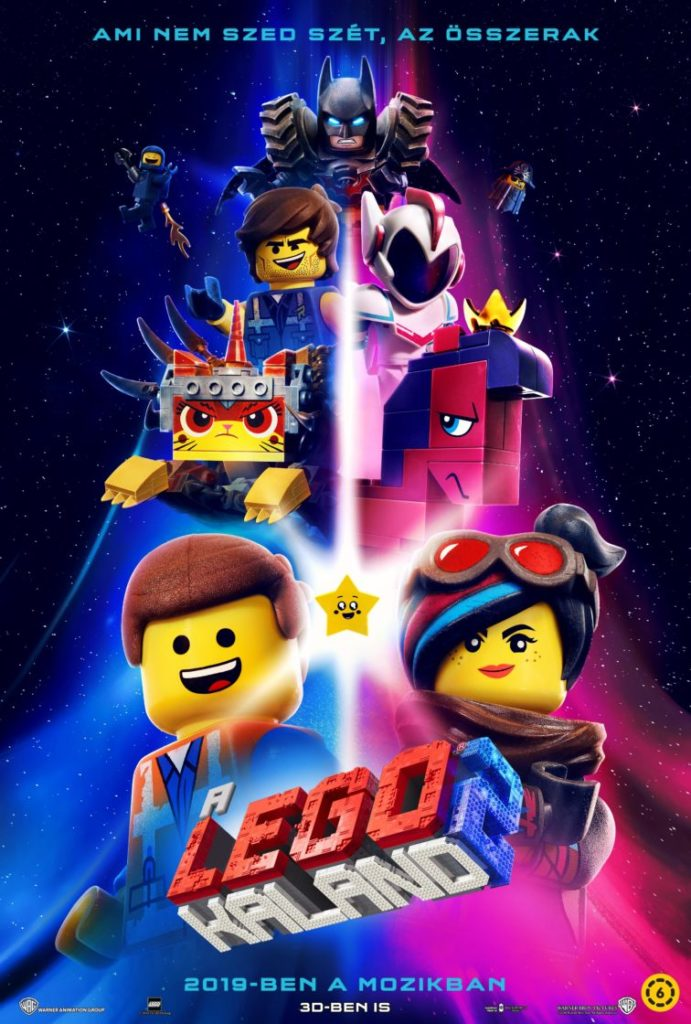 A Lego-kaland 2 (The Lego Movie 2: The Second Part) 2019