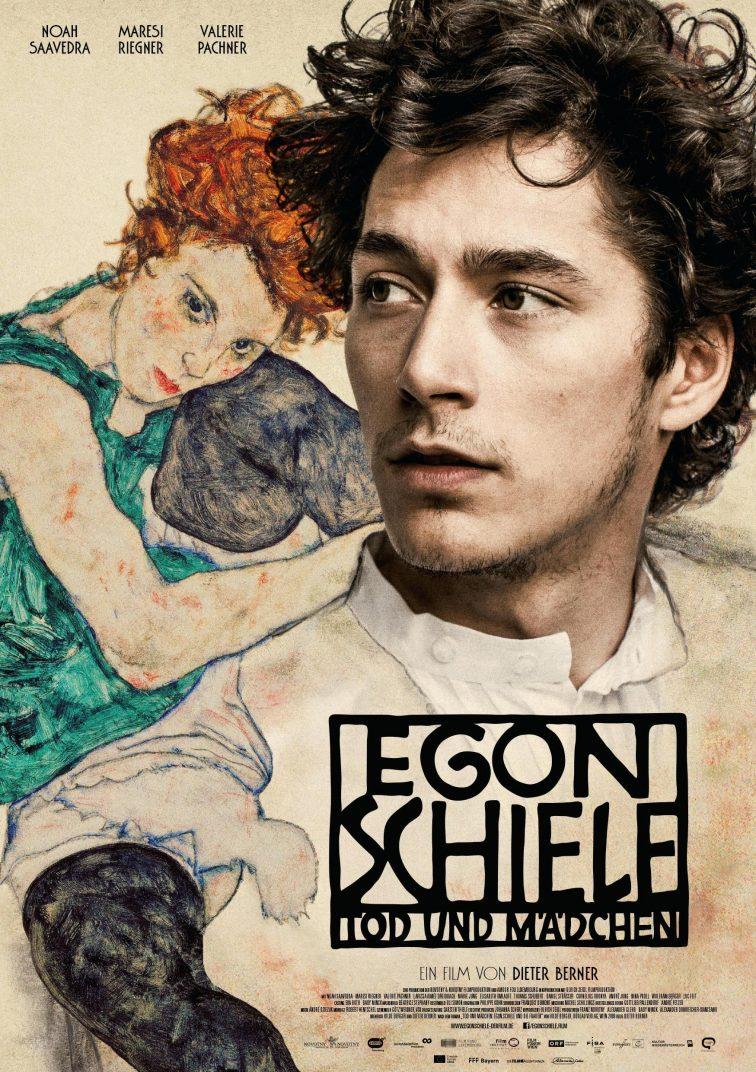 Egon Schiele: A halál és a lányka (Egon Schiele – Tod und Mädchen) 2016