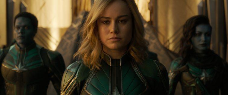 Marvel Kapitány (Captain Marvel) 2019